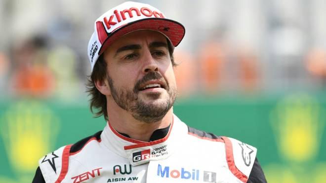 Alonso hat das Krankenhaus nach Unfall verlassen