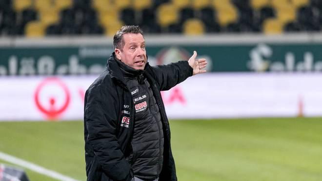 SG Dynamo Dresden: Cheftrainer Markus Kauczinski