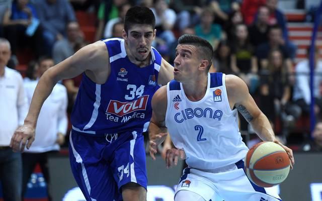 Matic Rebec spielte zuletzt für Cibona Zagreb