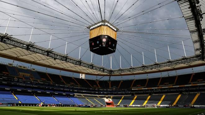 Eintracht Frankfurt darf vor 6500 Fans in die Saison starten