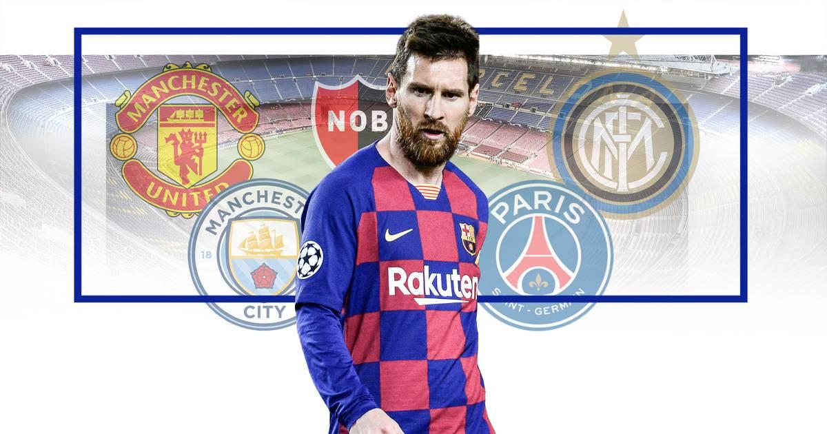 Photo of Lionel Messi will weg vom FC Barcelona: Optionen mit ManCity, Inter | SPORT1