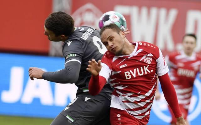 Die Würzburger Kickers reisen zum Nachholspiel der 2. Bundesliga zu Hannover 96