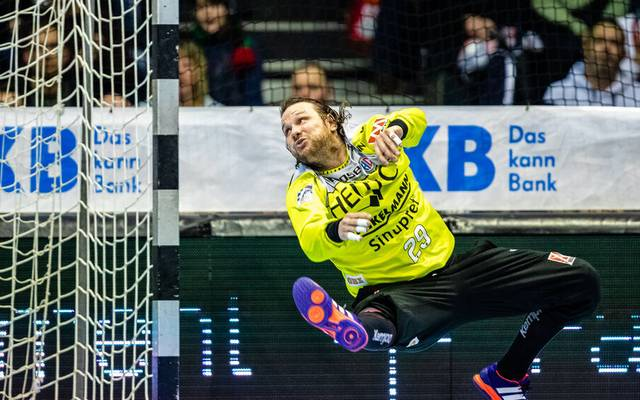 Nikolas Katsigiannis wechselt zu den Rhein-Neckar Löwen