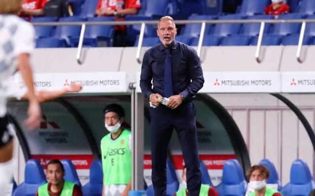 Thorsten Fink wurde mit Vissel Kobe japanischer Pokalsieger