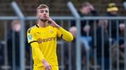 LARS BÜNNING (Abwehr): Der Linksfuß wird hauptsächlich in der Innenverteidigung eingesetzt, kann aber auch außen spielen. In 18 Einsätzen für die Reserve erzielte der 22-Jährige einen Treffer. Der gebürtige Hamburger kam 2019 von Werder Bremen