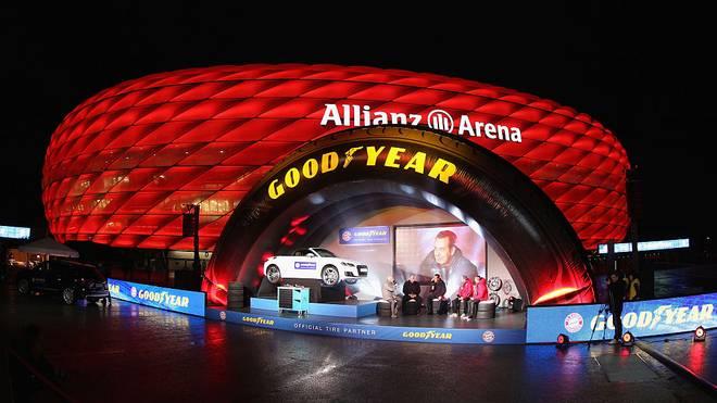 Der FC Bayern hat seinen Stadionnamen an die Allianz verkauft