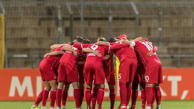 Das Team von Türkgücü München begibt sich in Quarantäne