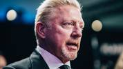 Boris Becker nahm in London an einer Demonstration teil