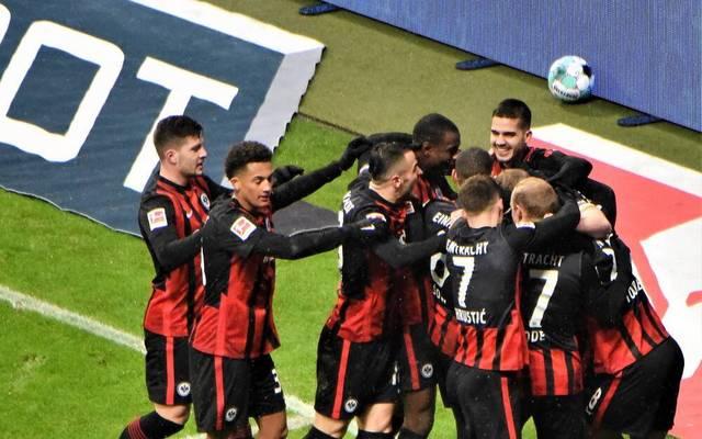 Eintracht Frankfurt ist das Team der Stunde in der Bundesliga