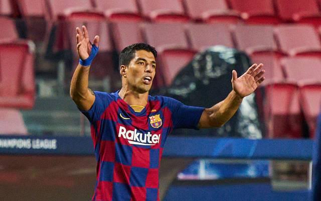 Luis Suárez wechselte 2014 vom FC Liverpool zu Barca