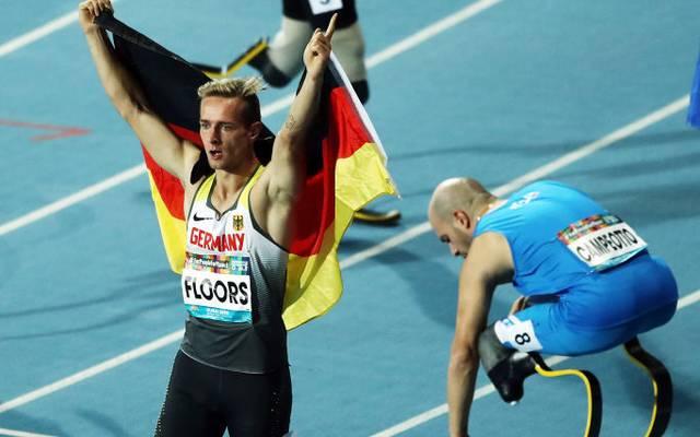Johannes Floors ist Sportler des Monats Dezember