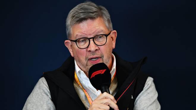 Lässt eine Verschiebung des Formel-1-Rennens in China offen: Ross Brawn