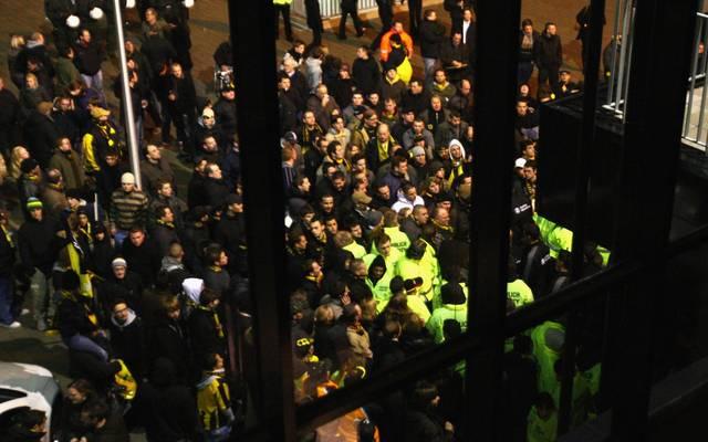 Fans von Alemannia Aachen wurden von Vermummten verprügelt