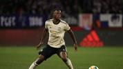 Aaron Wan-Bissaka, Manchester United, Man