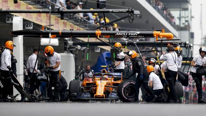McLaren hat in der Formel 1 den Anschluss zur Spitze verloren