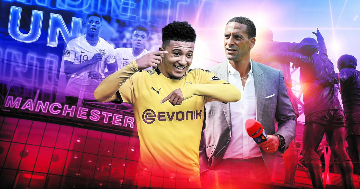 Jadon Sancho: Manchester United pokert hoch um den BVB-Star