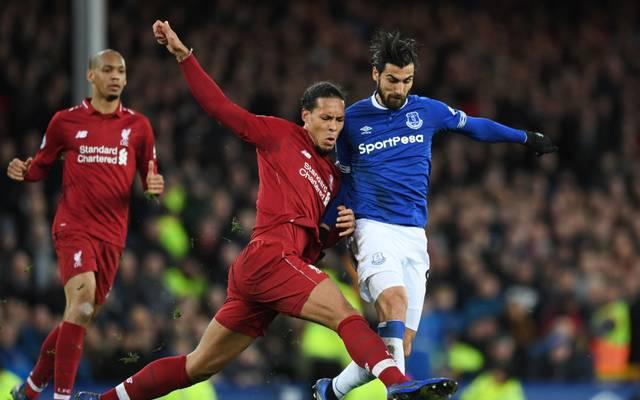 Das Merseyside Derby steht in Runde 3 des FA-Cups an
