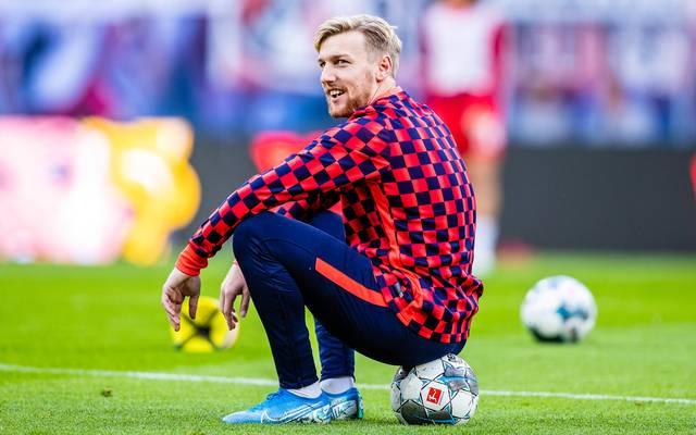 Emil Forsberg spricht über seine Ankunft bei RB Leipzig