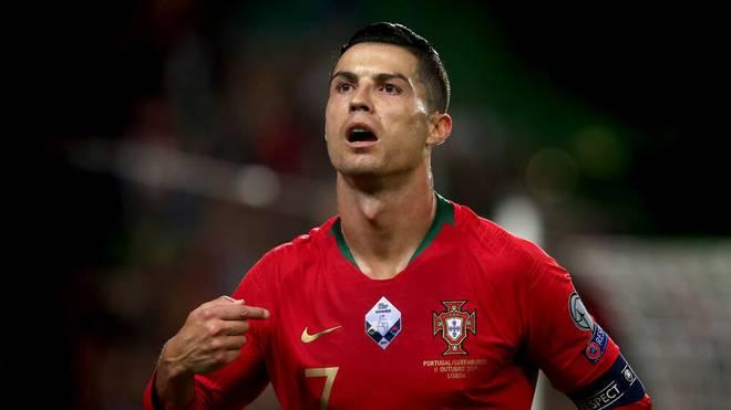 Cristiano Ronaldo kann am Mittwoch für Portugal auf Torejagd gehen