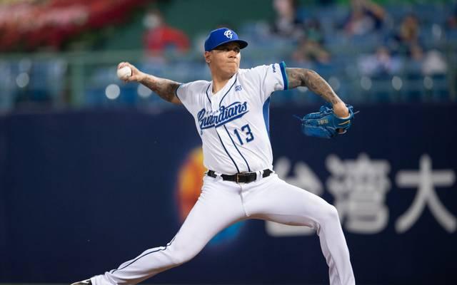 In Taiwan läuft die Chinese Professional Baseball League wieder
