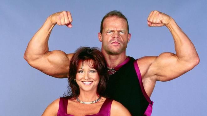 Lex Luger und Miss Elizabeth bei WCW