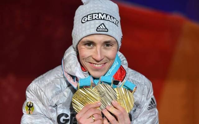 Erfolgreichste Olympiasieger: SPORT1 stellt die erfolgreichsten Olympiasieger vor!