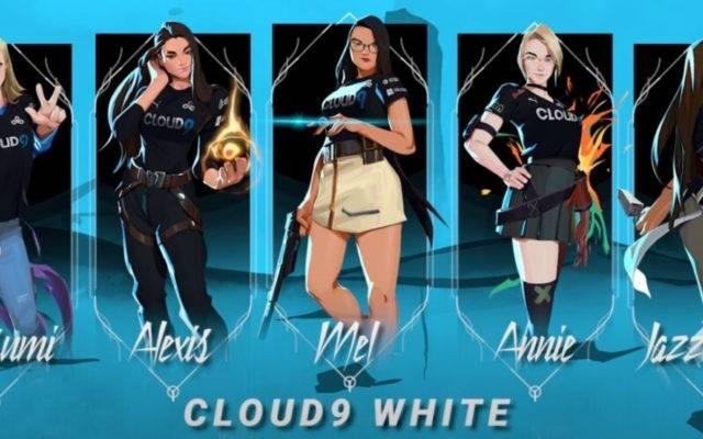 Für die amerikanische Organisation ist Clod9 White das erste Team, welches ausschließlich aus weiblichen Spielern besteht