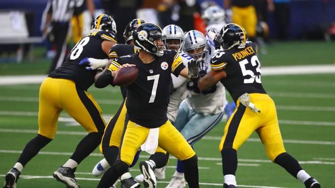Ben Roethlisberger hat die Pittsburgh Steelers erneut zum Sieg geführt