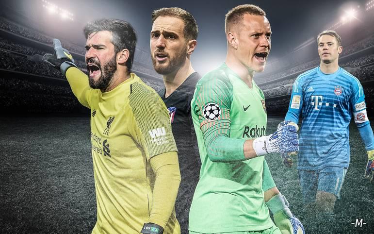 Welcher Torhüter ist der beste Europas? SPORT1 hat eine hauseigene Top 10 und ermittelt, wer an der Eins thront - gemessen an dem, was diese Saison passiert ist. Das Champions-League-Finale war ein passender Anlass, sie zu erneuern ...