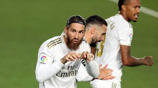 Will sich den Titel krallen: Sergio Ramos