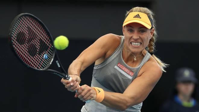 Angelique Kerber trifft in der ersten Runde der Australian Open auf eine Italienerin