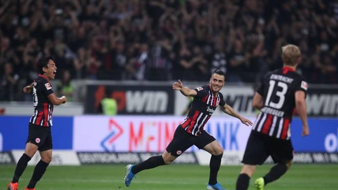 Eintracht Frankfurt bekommt es in der Europa League mit Arsenal zu tun