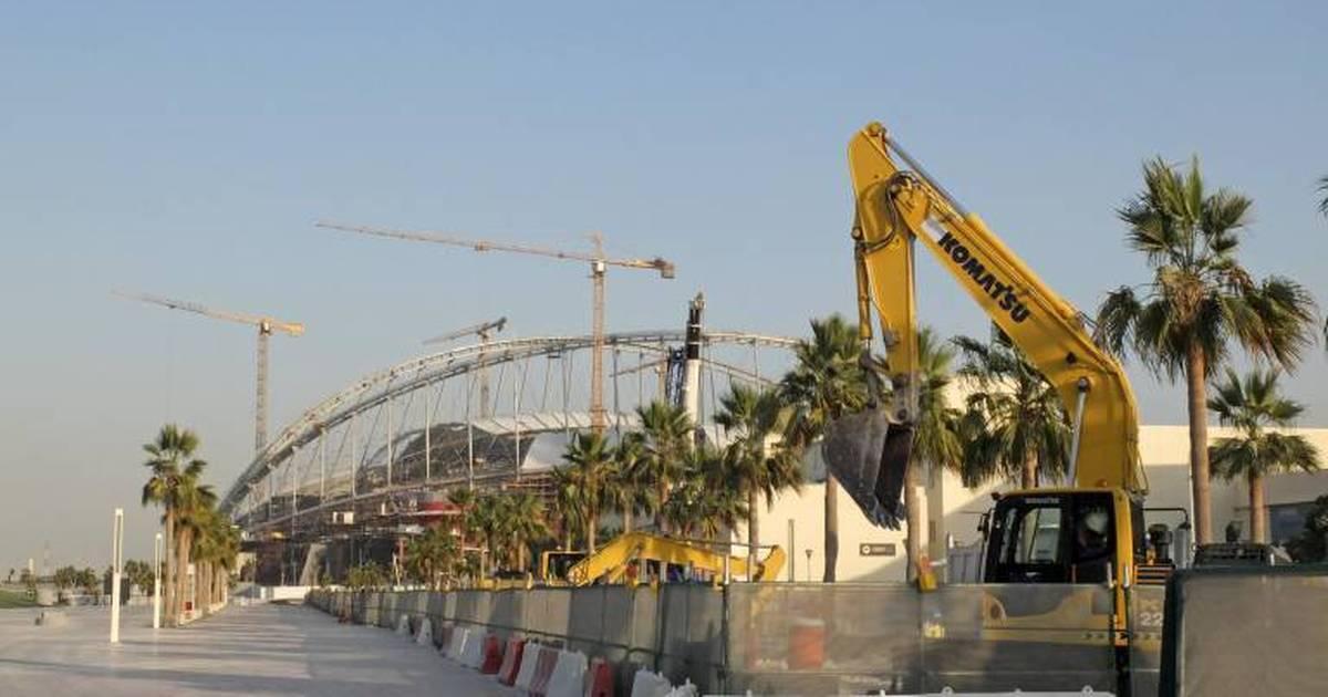WM 2022 in Katar: Guardian-Bericht über 6.500 tote Gastarbeiter - SPORT1