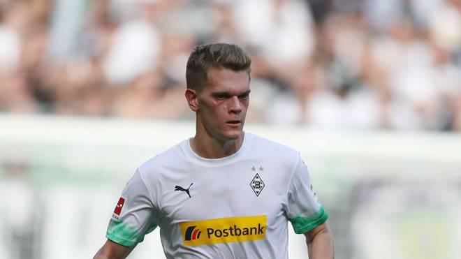 Matthias Ginter fehlt der Borussia im Duell mit AS Rom