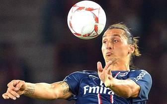 PLATZ 7, 70 MILLIONEN EURO ABLÖSE: Zlatan Ibrahimovic wechselt 2009 von Inter Mailand zum FC Barcelona