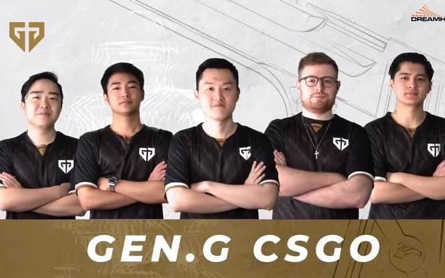 Die koreanische eSports-Organisation Gen.G hat allen CS:GO-Spielern die Möglichkeit angeboten, sich nach neuen Optionen umzuschauen