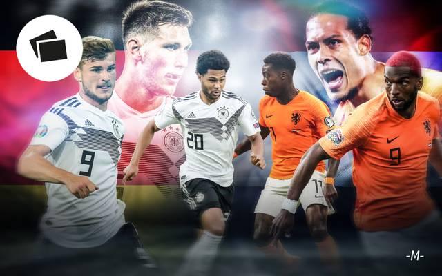 Die Offensive der deutschen Nationalmannschaft ist derzeit in starker Verfassung