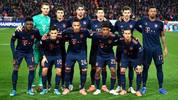 Der FC Bayern trat bei Roter Stern Belgrad an - die SPORT1-Einzelkritik