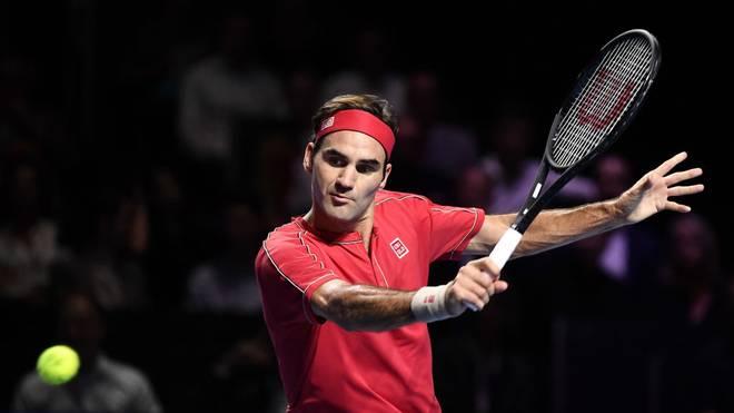 Roger Federer ist Dritter der Weltrangliste