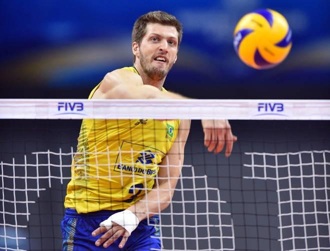 Eder Carbonera ist brasilianischer Nationalspieler