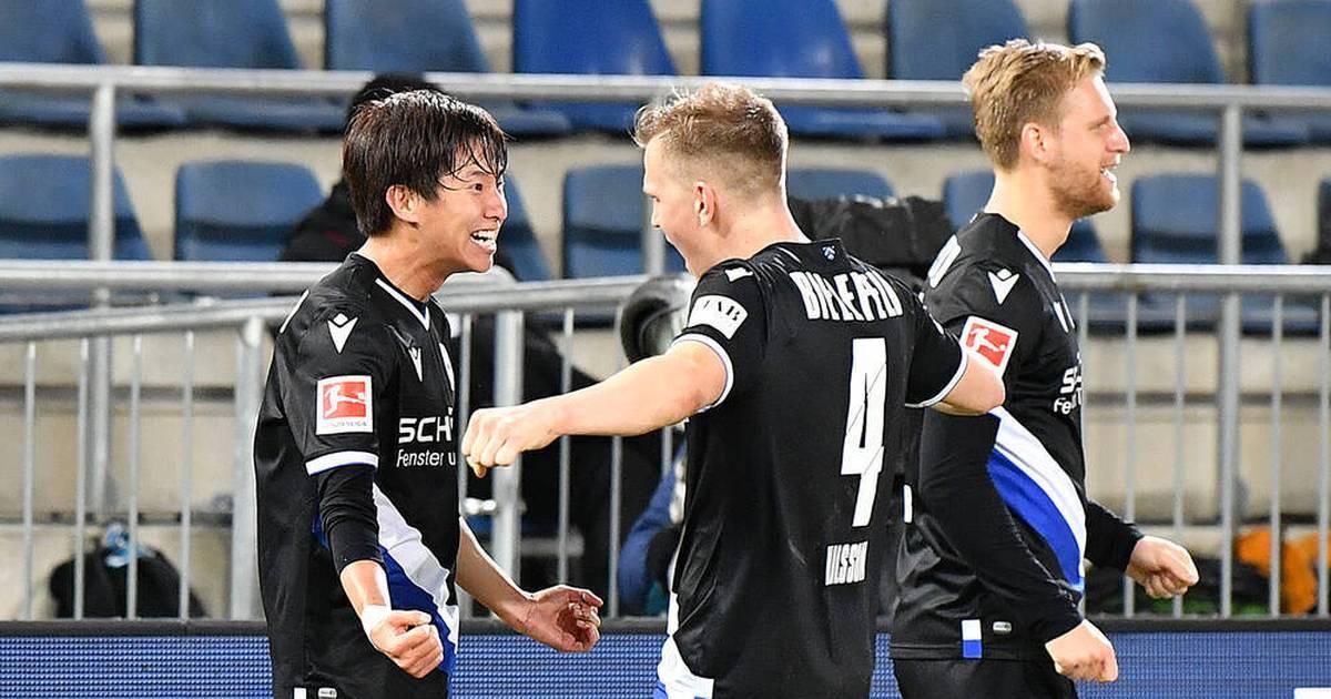 Photo of Bundesliga: Arminia Bielefeld – SC Freiburg 1:0, Okugawa erzwingt Siegtor | SPORT1