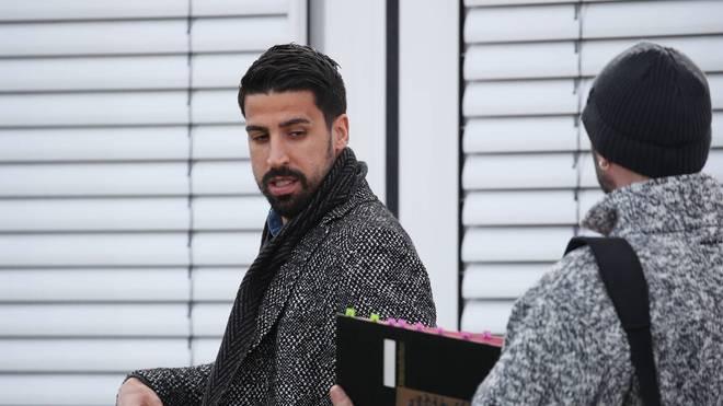 Sami Khedira bleibt offenbar bei Juventus Turin