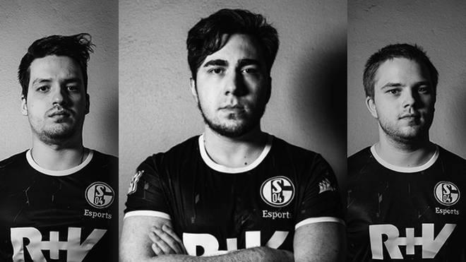 """Schalke 04 macht mit einem """"Blacked Out""""-Trikot auf die mentale Gesundheit von eSportlern aufmerksam"""