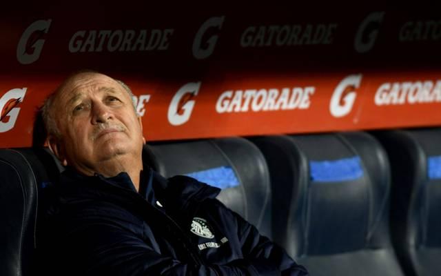 Luiz Felipe Scolari verlässt den Traditionsklub Cruzeiro