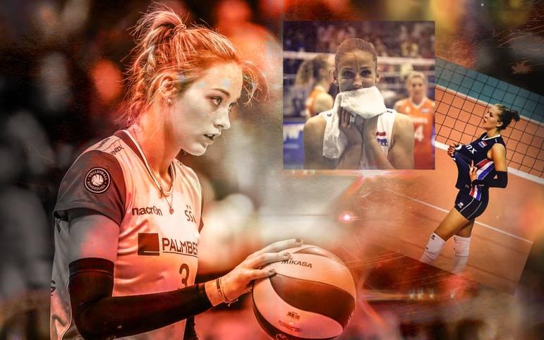 Die neue Saison in der Volleyball-Bundesliga der Frauen nimmt Fahrt auf. Mit dabei sind zahlreiche deutsche Nationalspielerinnen sowie internationale Stars und EM-Medaillengewinnerinnen. Vor dem Duell zwischen Schwerin und Vilsbiburg (19 Uhr LIVE im TV auf SPORT1) zeigt SPORT1 die Top-Spielerinnen