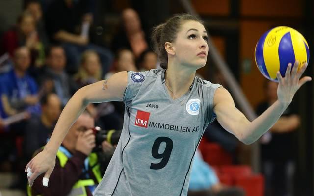 Dora Grozer wechselt in die Bundesliga nach Stuttgart