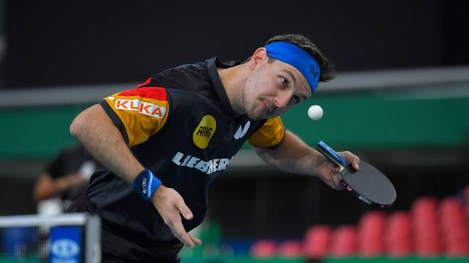 Timo Boll trifft im Halbfinale von Linz nun auf den Weltranglistenersten