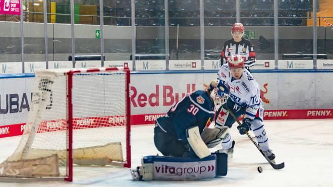 Red Bull München unterlag beim MagentaSport Cup Schwenningen