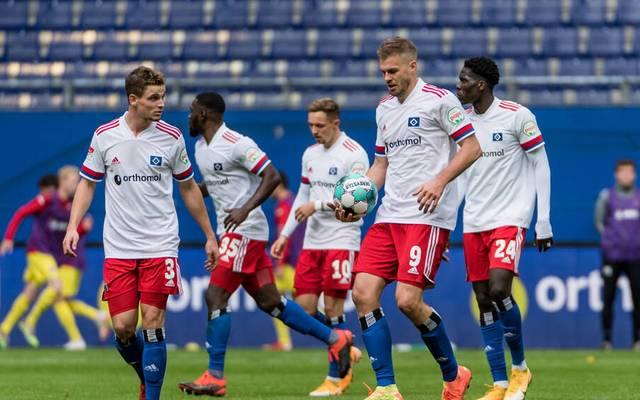 Das HSV-Training wurde vorsichtshalber abgesagt