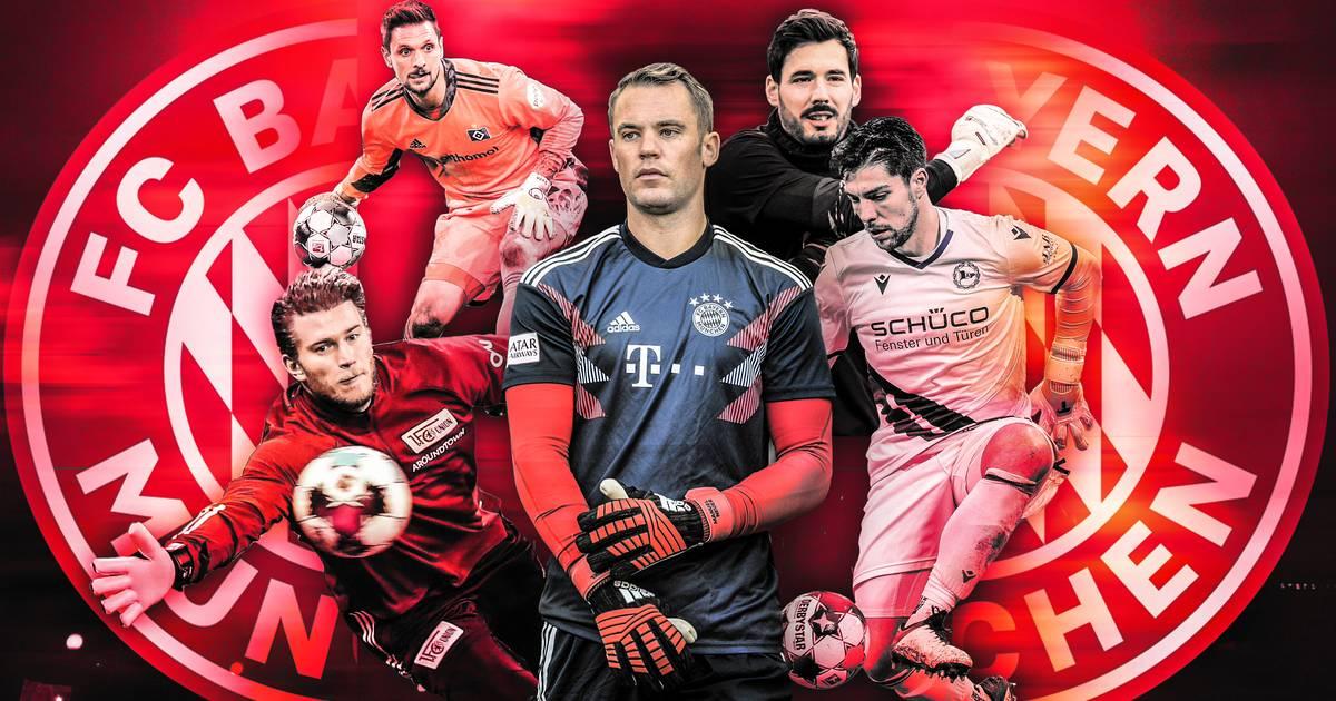 FC Bayern: Die möglichen Nachfolger von Alexander Nübel - SPORT1